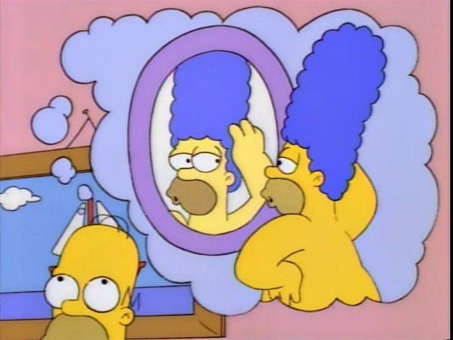 Прикольные картинки про симпсон