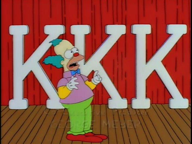 Kickstart's Kangaroo Kaos   KKK? that's not good