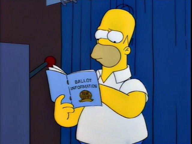 The Simpsons - LISA KILLS BART! - YouTube