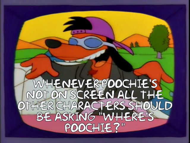 Image result for where's poochie